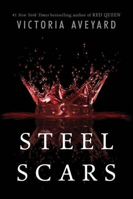 Book cover for Steel Scars