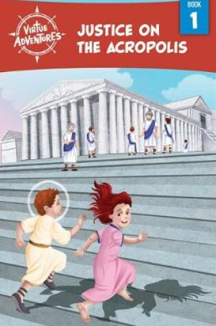 Cover of Justice on the Acropolis, 1