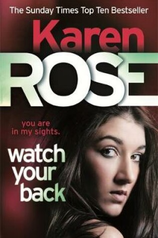 Cover of Watch Your Back (The Baltimore Series Book 4)