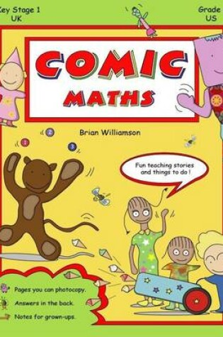 Cover of Comic Maths