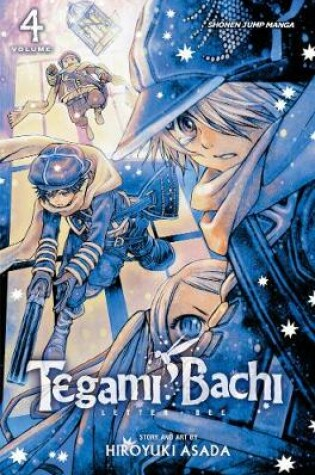 Cover of Tegami Bachi, Vol. 4
