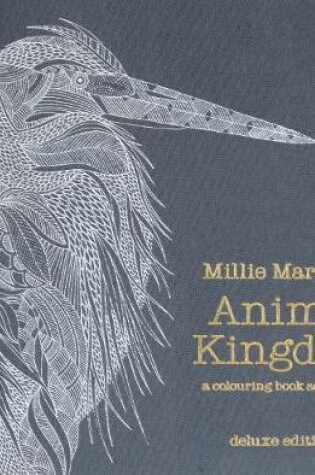 Cover of Millie Marotta's Animal Kingdom Deluxe Edition