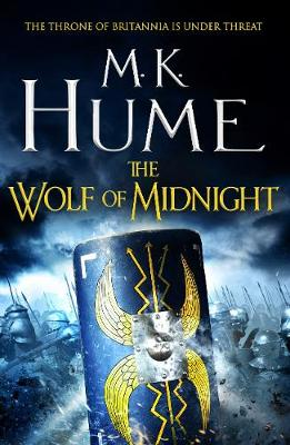 Cover of The Wolf of Midnight