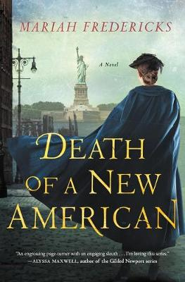Cover of Death of a New American
