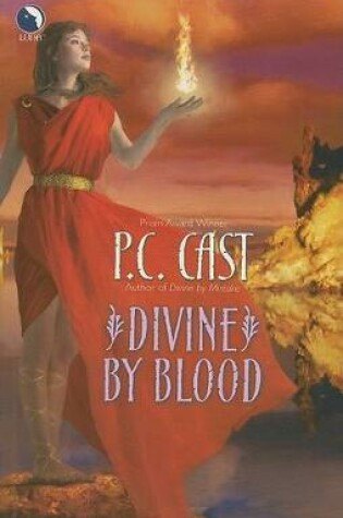 Cover of Divine by Blood