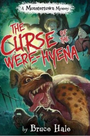 Cover of The Curse Of The Were-hyena