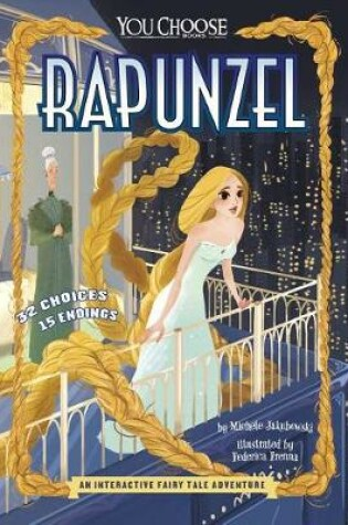Cover of You Choose: Rapunzel