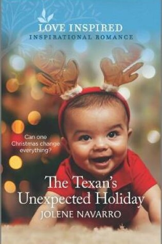 Cover of The Texan's Unexpected Holiday