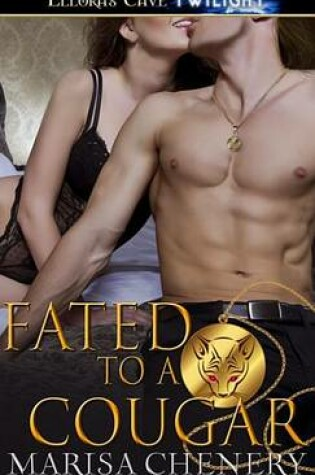 Cover of Fated to a Cougar