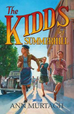 Book cover for The Kidds of Summerhill
