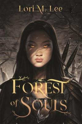 Book cover for Forest of Souls