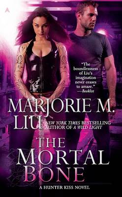 Cover of The Mortal Bone