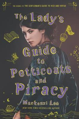 Cover of The Lady's Guide to Petticoats and Piracy