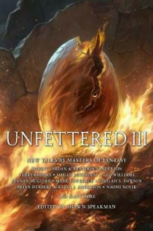 Cover of Unfettered III
