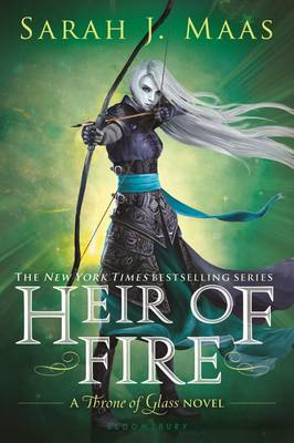 Book cover for Heir of Fire