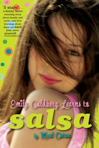 Cover of Emily Goldberg Learns to Salsa