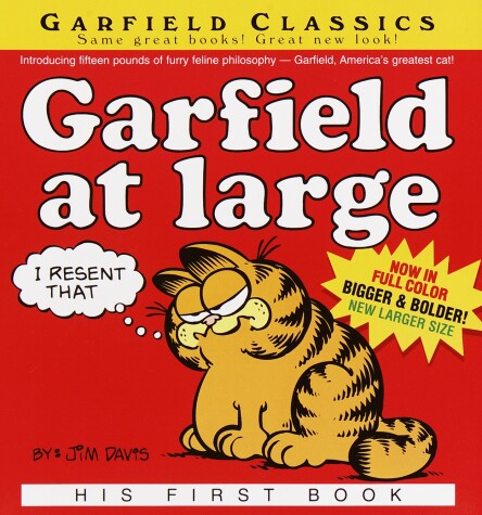Cover of Garfield at Large