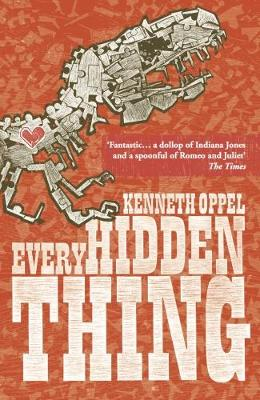 Cover of Every Hidden Thing