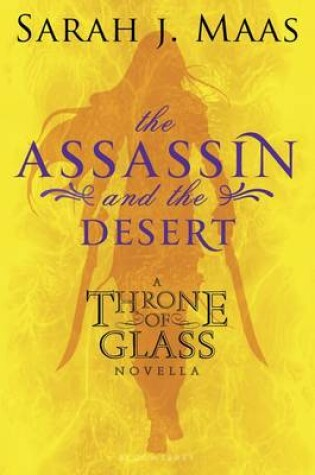 Cover of The Assassin and the Desert
