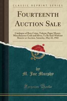 Cover of Fourteenth Auction Sale