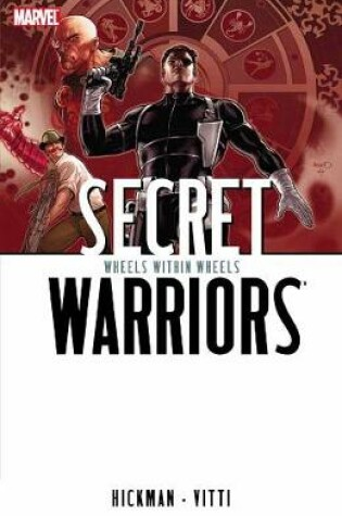 Cover of Secret Warriors Vol. 6