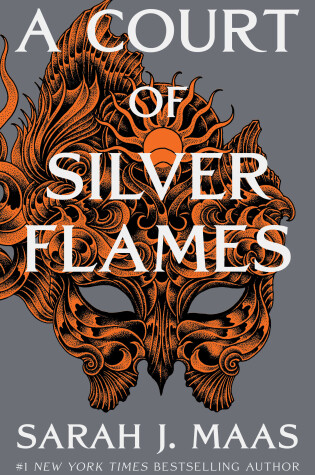 Cover of A Court of Silver Flames