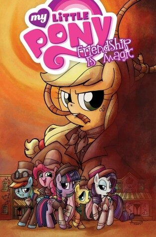 Cover of Friendship is Magic Volume 7