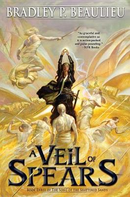 Cover of A Veil of Spears