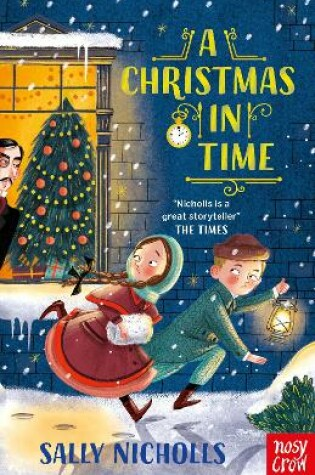Cover of A Christmas in Time