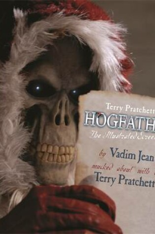 Cover of Terry Pratchett's Hogfather