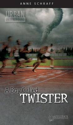 Book cover for A Boy Called Twister
