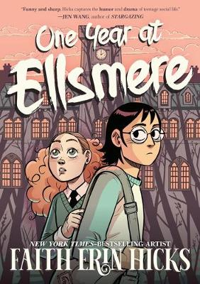 Book cover for One Year at Ellsmere