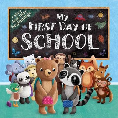Cover of My First Day of School