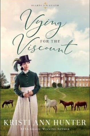 Cover of Vying for the Viscount