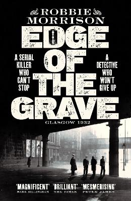 Cover of Edge of the Grave