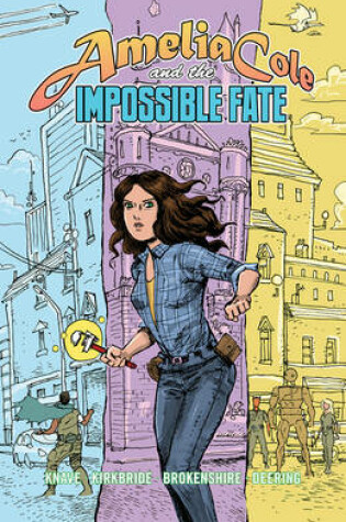 Cover of Amelia Cole And The Impossible Fate