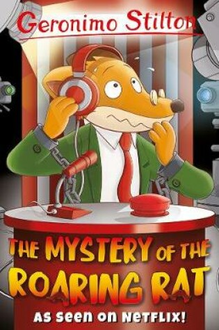 Cover of The Mystery of the Roaring Rat