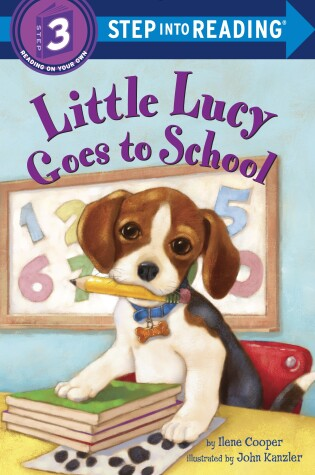 Cover of Little Lucy Goes to School