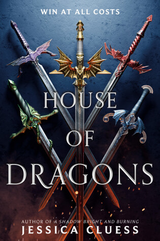 Cover of House of Dragons
