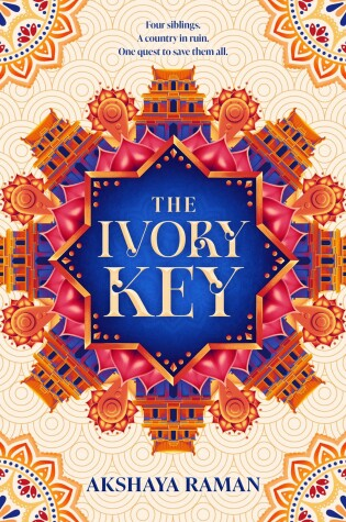 Cover of The Ivory Key