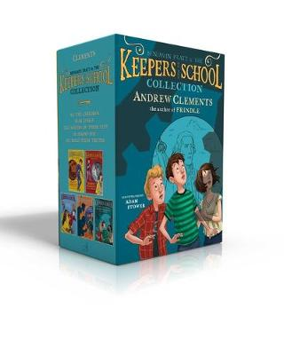 Cover of Benjamin Pratt & the Keepers of the School Collection