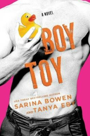 Cover of Boy Toy