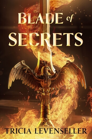 Book cover for Blade of Secrets