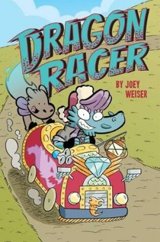 Cover of Dragon Racer
