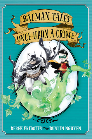 Cover of Batman Tales: Once Upon a Crime