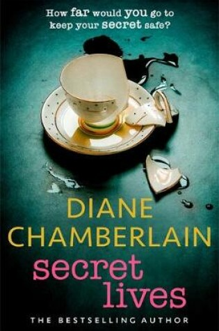 Cover of Secret Lives: the absolutely gripping page-turner from the bestselling author