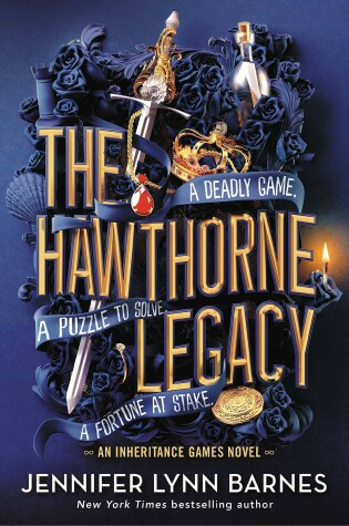 Cover of The Hawthorne Legacy