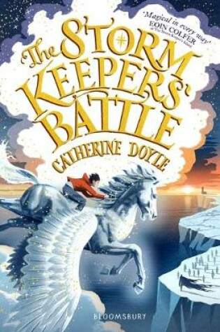 Cover of The Storm Keepers' Battle