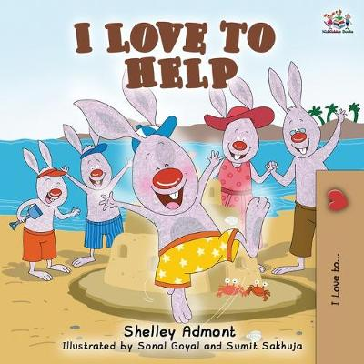Cover of I Love to Help