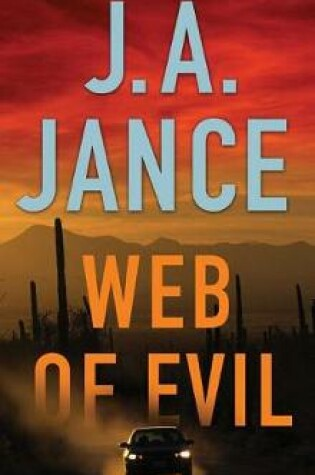 Cover of Web of Evil, 2